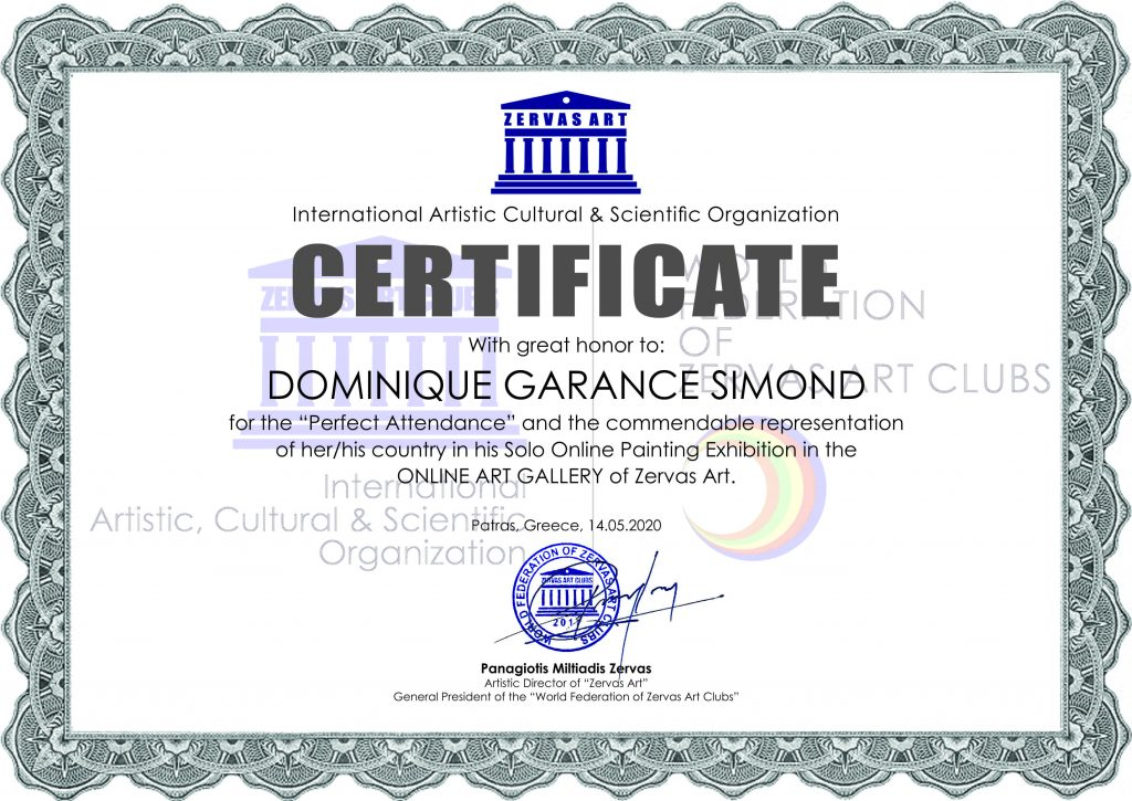 UNESCO DOMINIQUE GARANCE SIMOND